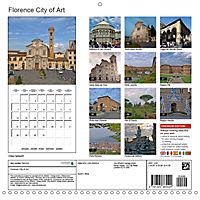 Florence City of Art (Wall Calendar 2019 300 × 300 mm Square) - Produktdetailbild 13