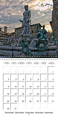 Florence City of Art (Wall Calendar 2019 300 × 300 mm Square) - Produktdetailbild 12