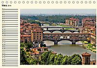 Florenz - Schönheit in der Toskana (Tischkalender 2019 DIN A5 quer) - Produktdetailbild 3