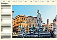 Florenz - Schönheit in der Toskana (Tischkalender 2019 DIN A5 quer) - Produktdetailbild 10