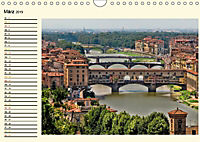 Florenz - Schönheit in der Toskana (Wandkalender 2019 DIN A4 quer) - Produktdetailbild 3
