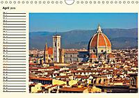 Florenz - Schönheit in der Toskana (Wandkalender 2019 DIN A4 quer) - Produktdetailbild 4