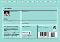 Floridas Post (Tischkalender 2019 DIN A5 quer) - Produktdetailbild 4
