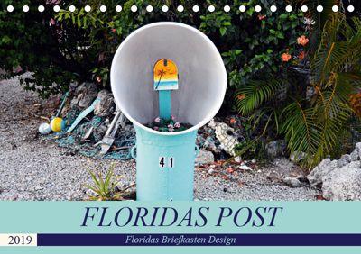 Floridas Post (Tischkalender 2019 DIN A5 quer), Thomas Schroeder