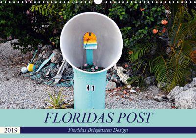 Floridas Post (Wandkalender 2019 DIN A3 quer), Thomas Schroeder