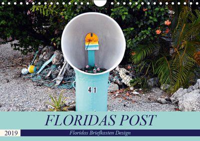 Floridas Post (Wandkalender 2019 DIN A4 quer), Thomas Schroeder