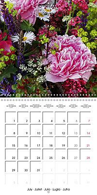 Flower Bouquet (Wall Calendar 2019 300 × 300 mm Square) - Produktdetailbild 7