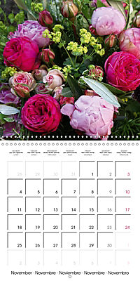 Flower Bouquet (Wall Calendar 2019 300 × 300 mm Square) - Produktdetailbild 11