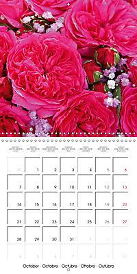 Flower Bouquet (Wall Calendar 2019 300 × 300 mm Square) - Produktdetailbild 10