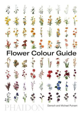 Flower Colour Guide, Darroch Putnam, Michael Putnam