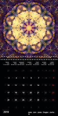 Flower Energy Mandalas (Wall Calendar 2019 300 × 300 mm Square) - Produktdetailbild 6