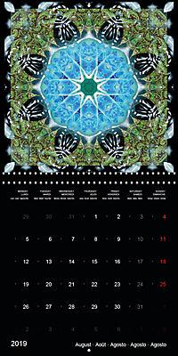 Flower Energy Mandalas (Wall Calendar 2019 300 × 300 mm Square) - Produktdetailbild 8