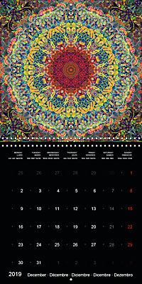 Flower Energy Mandalas (Wall Calendar 2019 300 × 300 mm Square) - Produktdetailbild 12