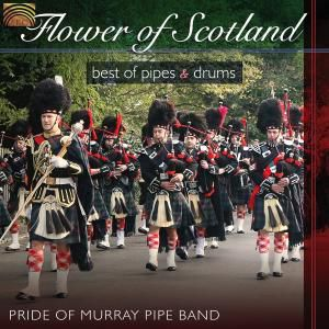 Flower Of Scotland, Pride Of Murray Pipe Band