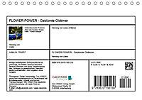 FLOWER POWER - Geblümte Oldtimer (Tischkalender 2019 DIN A5 quer) - Produktdetailbild 13