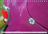 FLOWER POWER - Geblümte Oldtimer (Tischkalender 2019 DIN A5 quer) - Produktdetailbild 12