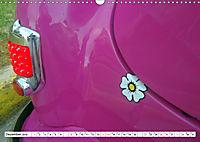 FLOWER POWER - Geblümte Oldtimer (Wandkalender 2019 DIN A3 quer) - Produktdetailbild 12