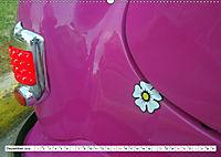 FLOWER POWER - Geblümte Oldtimer (Wandkalender 2019 DIN A2 quer) - Produktdetailbild 12