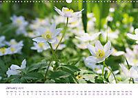 Flowers Dreams - UK Version (Wall Calendar 2019 DIN A3 Landscape) - Produktdetailbild 1