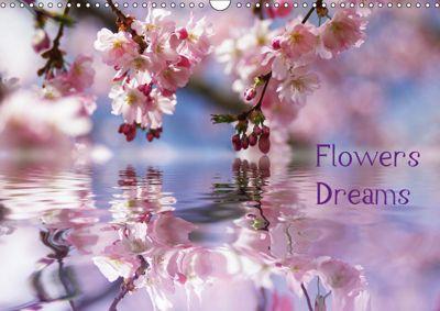 Flowers Dreams - UK Version (Wall Calendar 2019 DIN A3 Landscape), N N