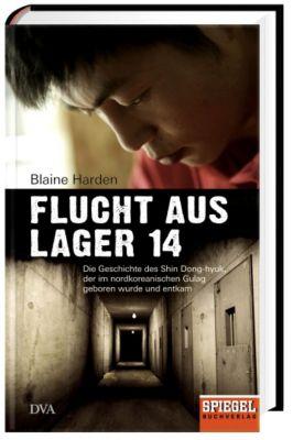 Flucht aus Lager 14, Blaine Harden