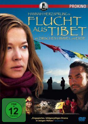 Flucht aus Tibet, Hannah Herzsprung