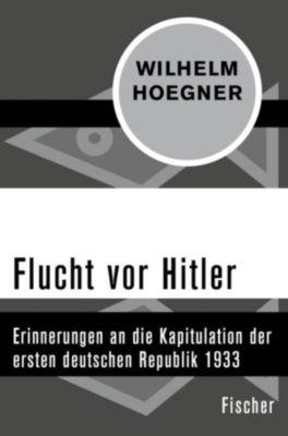 Flucht vor Hitler, Wilhelm Hoegner