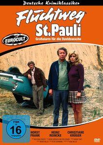 Fluchtweg St. Pauli - Großalarm für die Davidswache, Horst Frank, Christiane Krüger