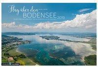 Flug über den Bodensee 2019