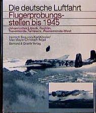 Flugerprobungsstellen bis 1945, Mayer, KÖSSLER, BEAUVAIS