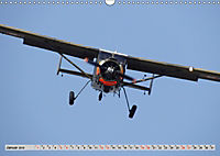 Flugtage Speyer-Weinheim-Mannheim (Wandkalender 2019 DIN A3 quer) - Produktdetailbild 1