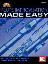 Flute Improvisation Made Easy, Mizzy McCaskill