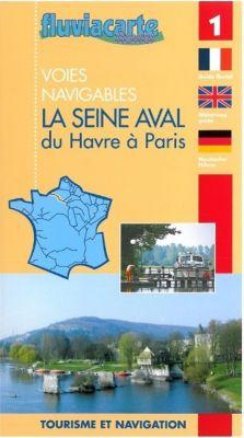 Fluviacarte 01 la Seine Aval, Patrick Join-Lambert, Philippe Devisme