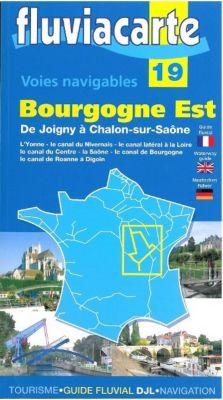 Fluviacarte 19 Bourgogne Est, Patrick Join-Lambert, Philippe Devisme