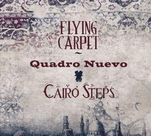 Flying Carpet, Quadro Nuevo, Cairo Steps