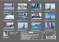 Flying on the water 2019 - Photographs by Jens Hoyer (Wandkalender 2019 DIN A3 quer) - Produktdetailbild 13