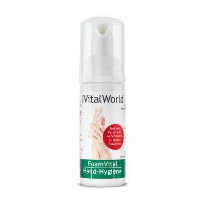 FoamVital Hand-Hygiene, 50ml von VitalWorld