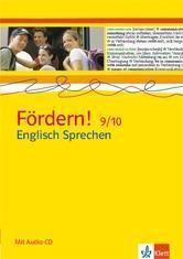 Fördern! Englisch Sprechen 9/10, Basisniveau, m. Audio-CD