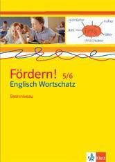 Fördern! Englisch Wortschatz 5/6, Basisniveau - Kopiervorlagen