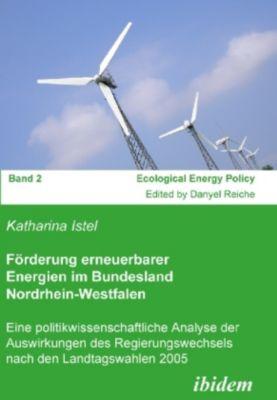 Förderung erneuerbarer Energien im Bundesland Nordrhein-Westfalen, Katharina Istel