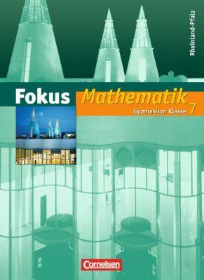Fokus Mathematik, Gymnasium Rheinland-Pfalz: 7. Schuljahr, Schülerbuch