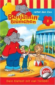 Folge 002: Rettet Den Zoo, Benjamin Bluemchen (folge 2)