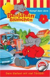 Folge 003: Kampf Dem Lärm, Benjamin Bluemchen (folge 3)