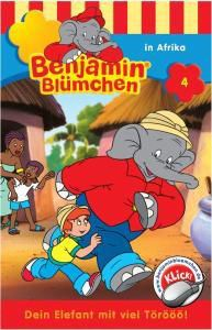 Folge 004: In Afrika, Benjamin Bluemchen (folge 4)