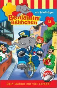 Folge 012: Als Briefträger, Benjamin Bluemchen (folge 12)