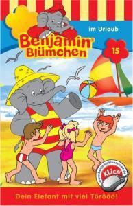 Folge 015: Im Urlaub, Benjamin Bluemchen (folge 15)