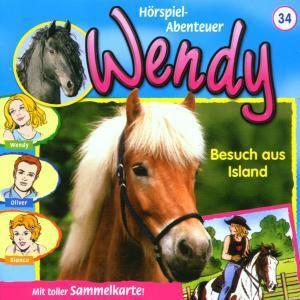 Folge 034: Besuch Aus Island, Wendy