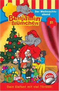 Folge 051: Der Weihnachtsabend, Benjamin Blümchen