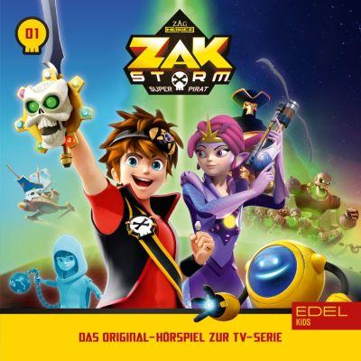 Folge 1: Captain Zak (Das Original-Hörspiel zur TV-Serie), Thomas Karallus