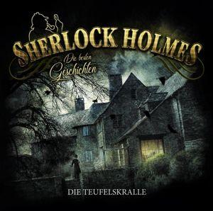 Folge 1-Die Teufelskralle (180g Black Vinyl), Sherlock Holmes-Die Besten Geschichten